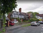Houses in Stanley Road on the Cartland estate - image from Google Streetview