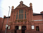 Saltley Methodist Chucrh on Alum Rock Road