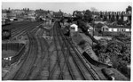 Stechford station 1963 - Pphoto by D J Norton  - see Acknowledgements