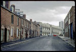 Proctor Street 1968 - demolished. Image by Phyllis Nicklin University of Birmingham e-Papers - see Acknowledgements