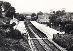 Penns station looking north - image (anonymous) from Warwickshire Railways website