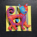 Le chat qui revient - 2013 (Coll.Part.)