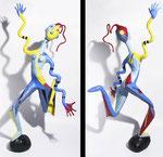 L'ineffable légèreté de l'être- 2010 - papier sculpté