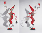 Diva Jazz - 2006 - papier sculpté -  (Coll. Part.)