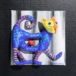 Le Chat qui s'en va tout seul - 2012 (Coll.Part.)
