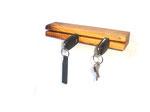 Schlüsselbrett aus Nussbaum...