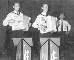"Der ""Helau-Club"" 1950 beim GCV"