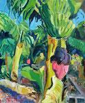 La Gomera Bananenstauden, verk