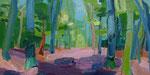 Wald 23x50 cm