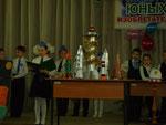 "10.12.11.Команда 3а класса ""Космоведы"" заняла на конкурсе 2 место."