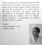 Rompecabezas- info AA (collective exhibition PUCPR, Ponce. March 5 until March 31 2015)
