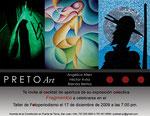 Fragmentos exhibition- 2009