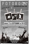 FotoRock (collective exhibition of short movies, photographs and music, Old San Juan. September, 21 2013)