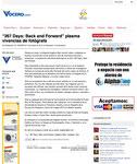 El Vocero web (Puerto Rico's newspaper)- 2012