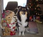Dezember 2004 - Honey ist 10 Monate