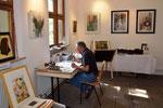 Atelier - Kunstsymposion Schloss Almoshof (2010-2015)