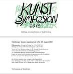Einladung zum Kunstsymposion auf Schloß Almoshof 2010-2015