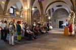 Gemeinschaftsausstellung im Rathaus Nürnberg - Ehrenhalle