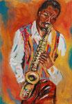 Jazz: Saxophon