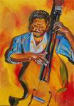 Jazz: Kontrabass