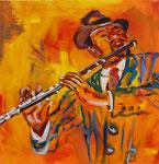 Jazz: Querflöte