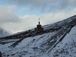 Часовня. Наверное, самая северная в мире Памятник героям ТЩ.