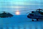 """Привет клубу """"Пятый Океан"""" от арктических """"летунов""""! За бортом -42 градуса..."""