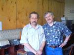Борис, UA6LVF (Новочеркасск, на фото слева)