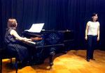 """Hitomi Kawai singt einen Ausschnitt aus Händels Oratorium """"Semele"""""""