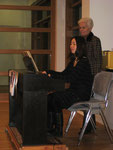 Unsere langjährige Piano-Begleiterin Ikumi Takahashi feiert mit...