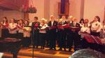 Auftritt in der Ernst-Moritz-Arndt-Kirche
