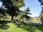 Idyllisch Umgebung am Lietzensee