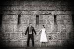 Hochzeitsshooting im Olympiapark in Berlin