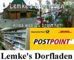 Lemke´s Dorfladen mit Postpoint