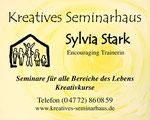 Kreatives Seminarhaus Sylbia Stark