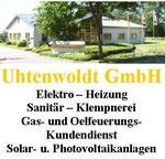 Uhtenwoldt Elektro, Heizung, Sanitär, Klempnerei, Solar- und Photovoltalkanlagen