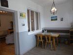 Esszimmer Appartement Weingarten