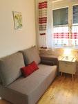 Wohnzimmer Appartement Steingarten
