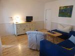 Wohnzimmer Appartement Weingarten