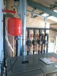 Installation chaudière granulés de bois