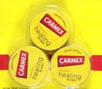Carmex Tigel 3 Pack