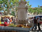 Le Marché de Cassis (Mercredi et Vendredi matin)