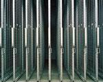 Transit Depot Centre Pompidou, Paris, 2006 2 Color Prints, mounted 70 x 100cm