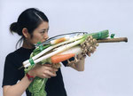 Vegetable Weapon: Saury fish ball hot pot / Tokyo, 2001