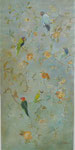 Tapetenbild 80x200cm, verkauft