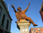 The Poet Statue, Brunswick Street, Fitzroy