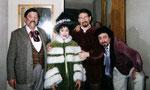 2001年ルーマニア・ヤシ国立歌劇場「ラ・ボエーム」ムゼッタ役
