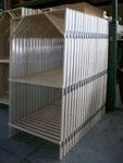 Controtelai ad elle legno / alluminio