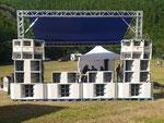 Sound System - eventi all'aperto