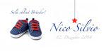 Nico Silvio 210x100mm I 2-seitig